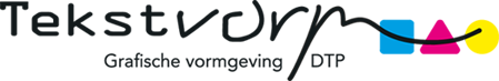 Tekstvorm Logo